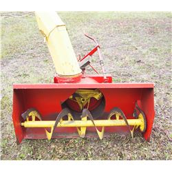3PTH Farm King, Snow Blower, PTO Driven (4ft)