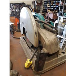 MAKITA MODEL 2414DB TILE CHOP SAW