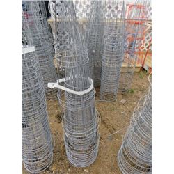 "LARGE QTY OF TOMATO CAGES 12"" DIAM"