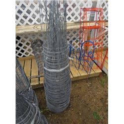 "LARGE QTY OF TOMATO CAGES 14"" DIAM"