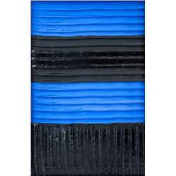 PIERRE SOULAGES French b. 1919 Mixed Media '87