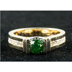 0.54ct & 0.30ct Diamond Ring CRV $8755