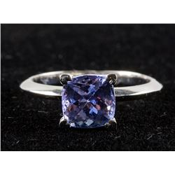 1.95ct Tanzanite Solitaire Ring CRV $2500
