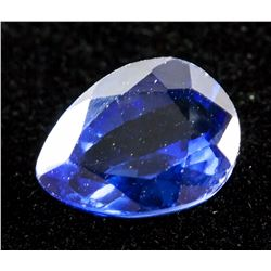 2.90ct Natural Royal Blue Sapphire
