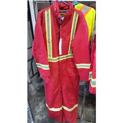 NEW CONDOR HIGH VISIBILITY OVERALLS SIZE XL