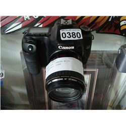 CANON EOS CAMERA WITH ULTRASONIC LENS