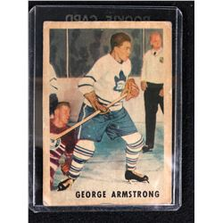 1953-54 Parkhurst #11 George Armstrong