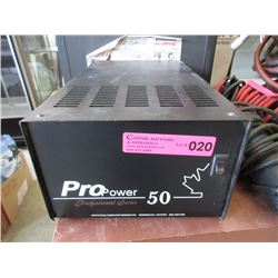 Computer Power Back Up - Pro Power 50