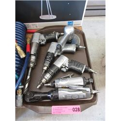 6 Pneumatic Air Tools