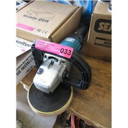 Makita Angle Grinder Polisher - Model 9227C