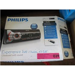 Philips Car Audio System - Model CEM2101/98