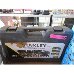 Stanley Socket Set - Incomplete