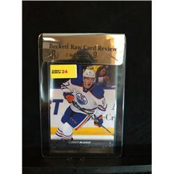CONNOR McDAVID 2015-16 UD YOUNG GUNS SERIES 1