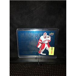 JIMMY HOWARD 2015-16 UD FULL FORCE BLUE PRINT