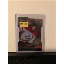 RYAN NUGENT- HOPKINS 2013 UD TEAM CANADA EDITION GOLD DIE CUT