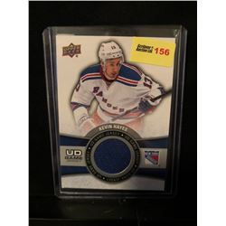 KEVIN HAYES 2015-16 UD GAME JERSEY SERIES 2