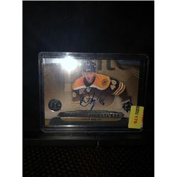 DAVID KREJCI 2013-14 ULTIMATE COLLECTION-ULTIMATE SIGNATURES