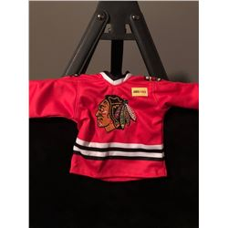 CHICAGO BLACKHAWKS MINI JERSEY
