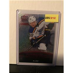 COLTON PARAYKO 2015-16 FLEER SHOWCASE ROOKIES 61/99