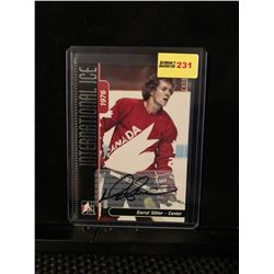 DARRYL SITTLER 2006-07 ITG INTERNATIONAL ICE SIGNATURE