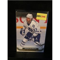 DOUG GILMOUR 2015-16 UD CANVAS SERIES 2