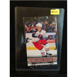 RYAN MURRAY 2013-14 OVERSIZED UD YOUNG GUNS SERIES 1