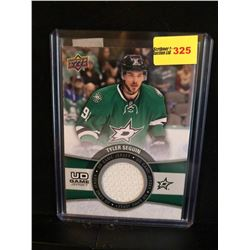 TYLER SEGUIN 2015-16 UD GAME JERSEY SERIES 1