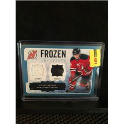 ADAM LARSSON 2013-14 ARTIFACTS FROZEN DUAL JERSEY