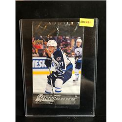 NIKOLAJ EHLERS 2015-16 OVERSIZED UD  YOUNG GUNS SERIES 1