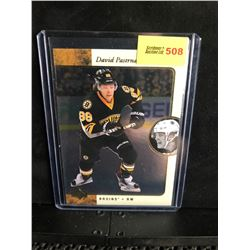 DAVID PASTRNAK 2015-16 SP AUTHENTIC