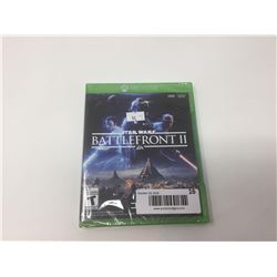 Xbox One Star Wars Battle Front II Game