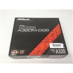ASRockRyzenA320 AM4 Socket Mini-Atx Motherboard