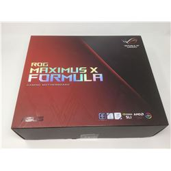 ASUS ROG Maximus X Formula LGA1151 (Intel 8th Gen) DDR4 DP HDMI M.2 Z370 ATX Gaming Motherboard with