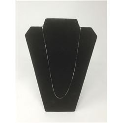 S.S Herringbone Necklace