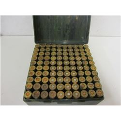 100 ROUNDS OF 45 COLT