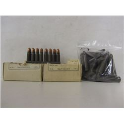 7.62 TOKAREV AND 7.62X54R BLANKS