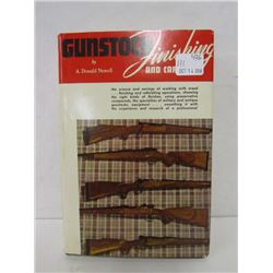 """GUNSTOCK FINISHING AND CARE"" BOOK"
