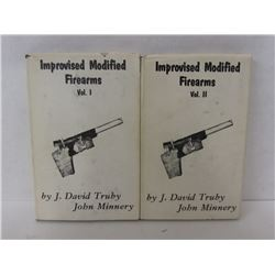 """IMPROVISED MODIFIED FIREARMS"" VOL 1&2"