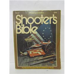 SHOOTER'S BIBLES AND GUN DIGEST