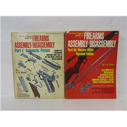 BOOKS ON GUN ASSEMBLY AND BOW HUNTING