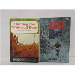 TWO BOOKS ON HUNTING