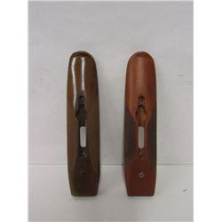 TWO BAIKAL WOOD FOREGRIPS