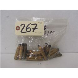 20 PIECES OF 308 WIN BRASS