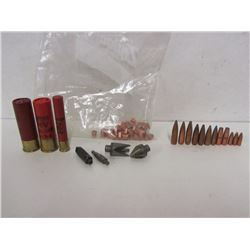 PRIMERS, BULLETS, SHOT SHELLS, DRILL BITS