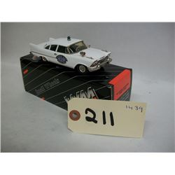 Western Models Die Cast Car 1958 Plymouth