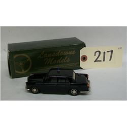 Brooklin Models 1961 Wolseley Police Car Die Cast