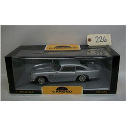 Chrono 1963 Aston Martin DB5 Die Cast Car
