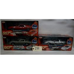 Joyride 007 Die Cast Cars (3)