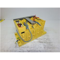 FANUC A03B-0807-C002 ABU05A W/ 5 MODULES