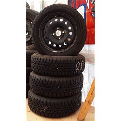 Hankook Winter Tires 195-60R15